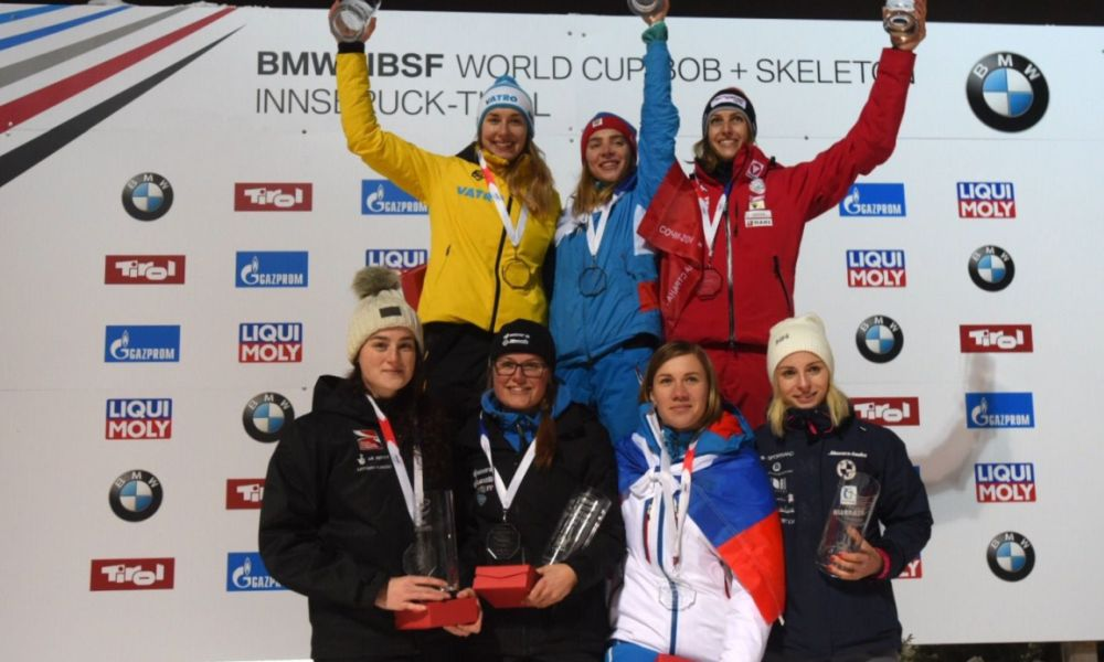Elena Nikitina wins World Cup and European Championship title in Innsbruck