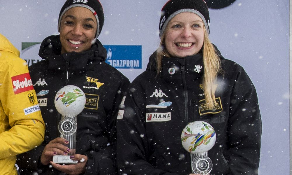 Beierl, Hengster and Maier in contention for bobsleigh medals at home European Championships