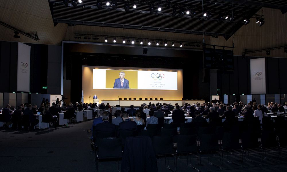 "Ivo Ferriani: ""Numerous important IOC decisions with positive impact for the future of the Olympic movement"""