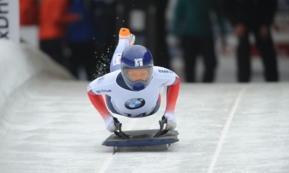 Briton Donna Creighton switches to bobsleigh