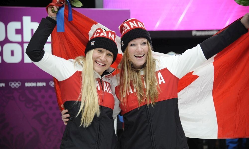 Olympic Champion Heather Moyse plans her comeback