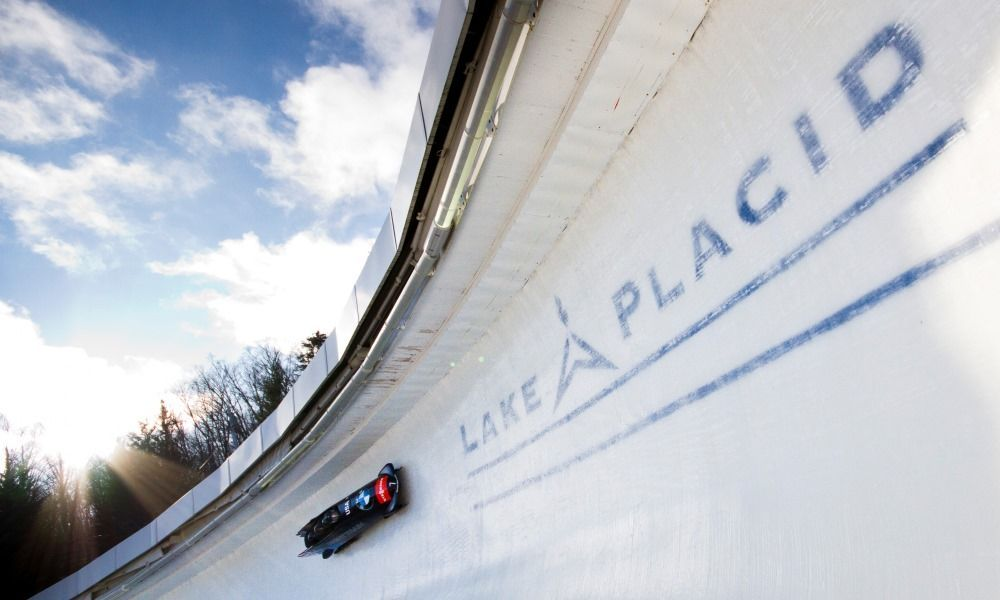 Lake Placid hosts the 2021 IBSF World Championships Bobsleigh & Skeleton
