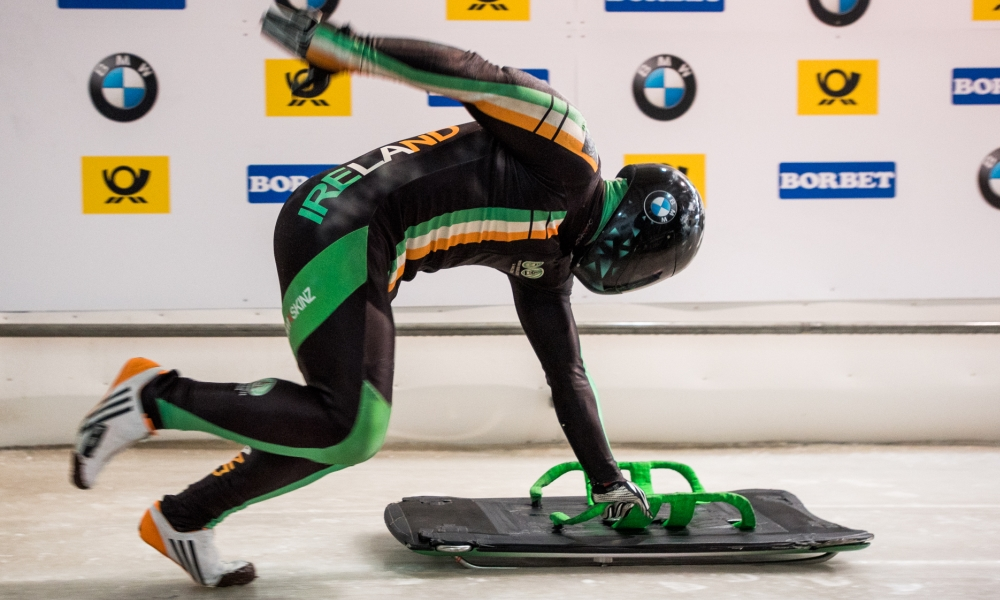 Irish Federation in search of future Bobsleigh and Skeleton athletes
