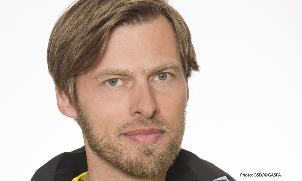 German Bobsleigh Head Coach René Spies extends contract until 2022