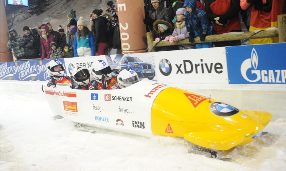 Swiss Bobsleigh pilot Rico Peter ends his career