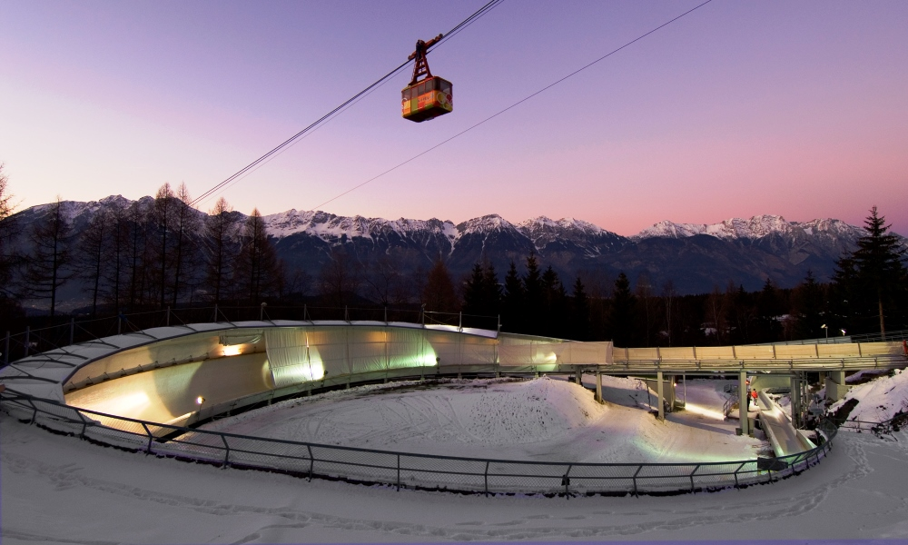Preview for BMW IBSF World Cup and European Championships in Innsbruck